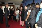 Treffen mit Bundesminister Dr. Guido Westerwelle