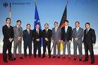 Die Teilnehmer des 13. Afghanistan-Lehrgangs