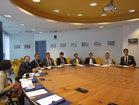 Zu Besuch bei den Europäischen Institutionen in Brüssel