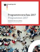 Programmvorschau 2017