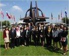Besuch bei der NATO