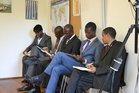 """Seminar """"Public Speaking"""" im Auswärtigen Amt"""