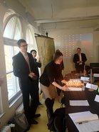 Teilnehmer Ivan hat Geburtstag