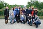 TeilnehmerInnen und Programmleitung des HELP Ukraine 2014 in Potsdam