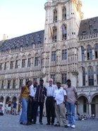 Studienreise nach Brüssel