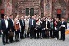 Gruppenbild China-Lehrgang 2012